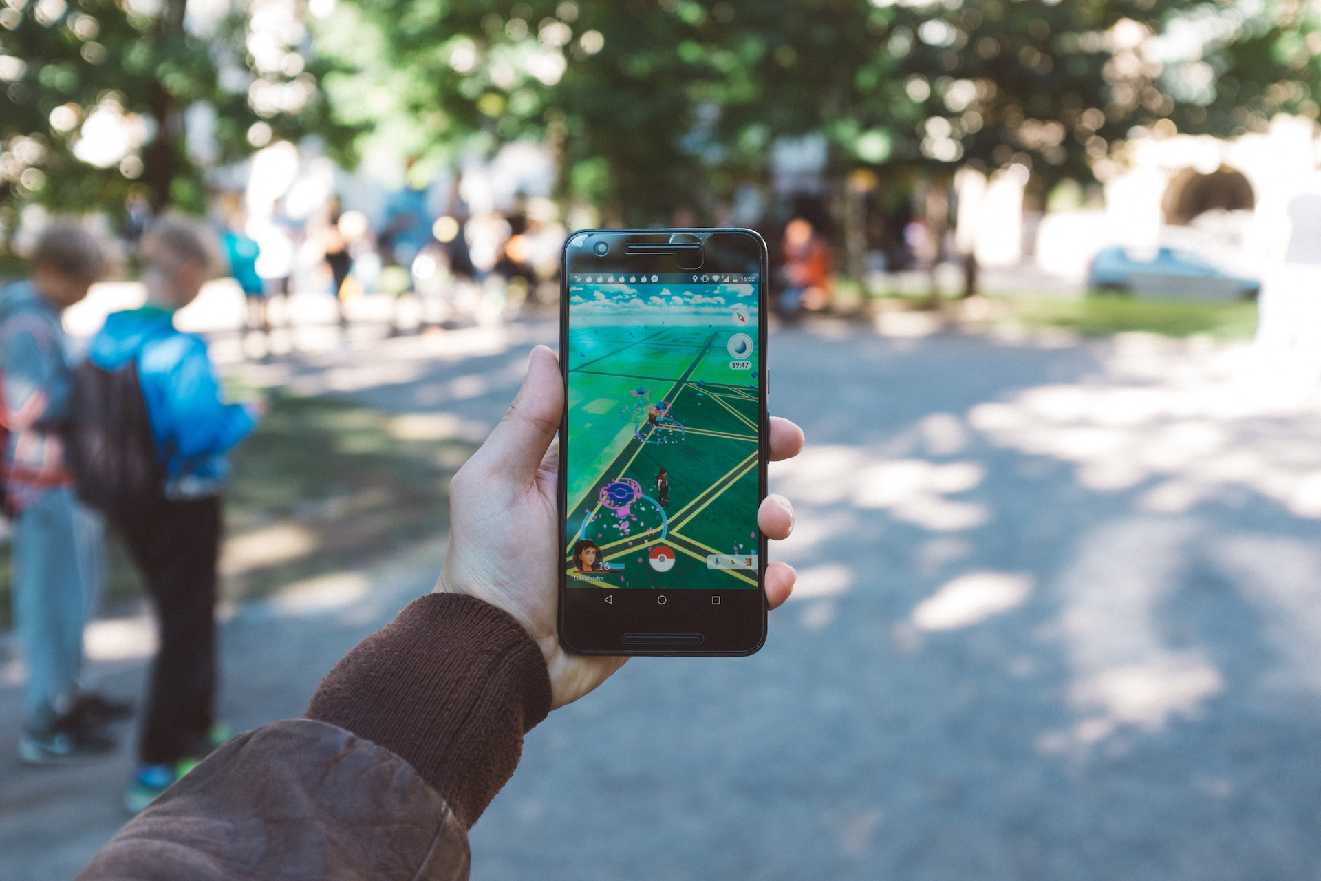 In 2016, Pokémon GO became one of the most downloaded apps ever.