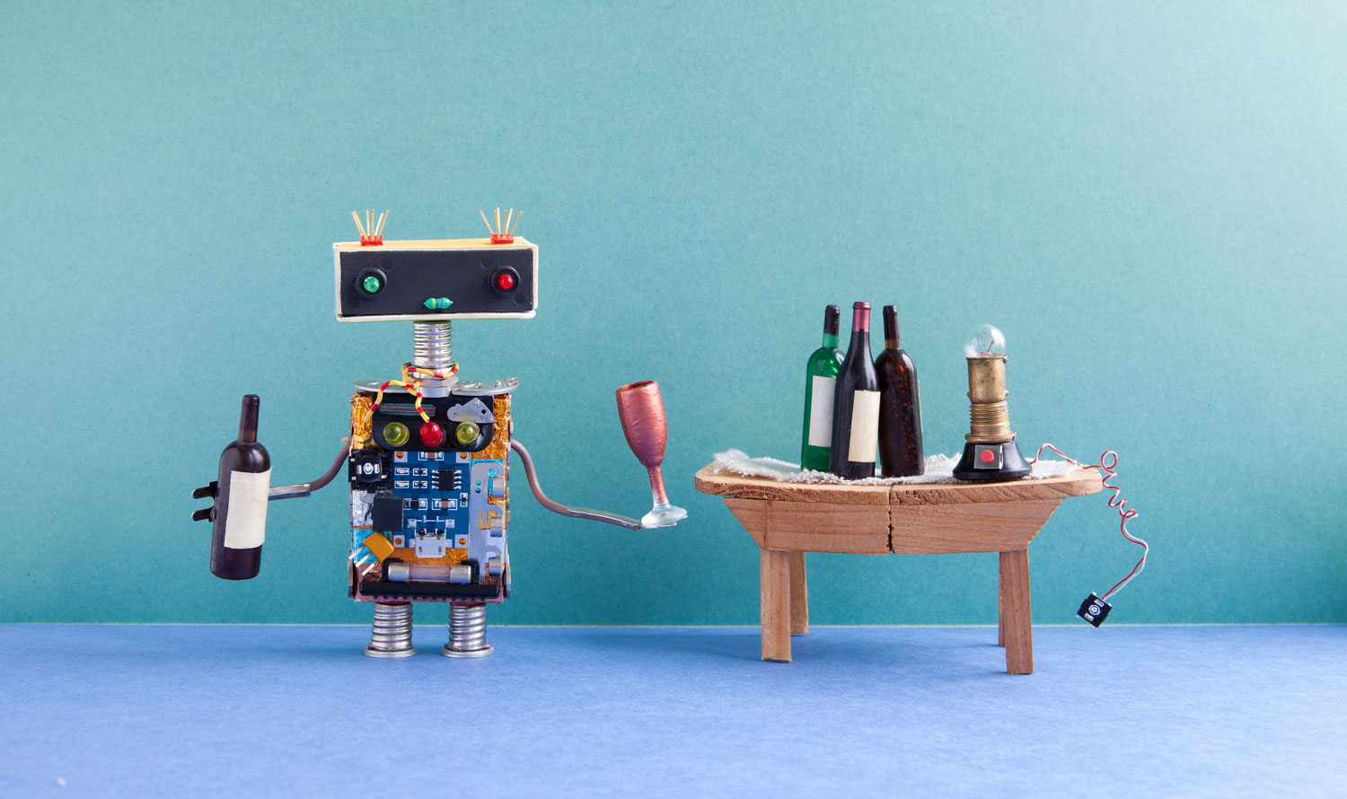 Will Intelligent Technology Ever Rule the World?