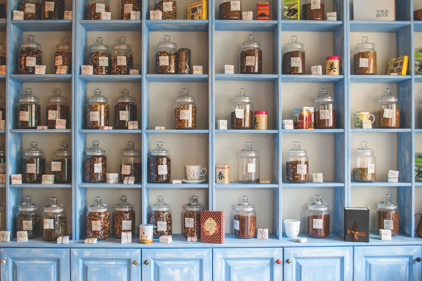 Learning the Basics of Starting a High-Quality Tea E-commerce Store