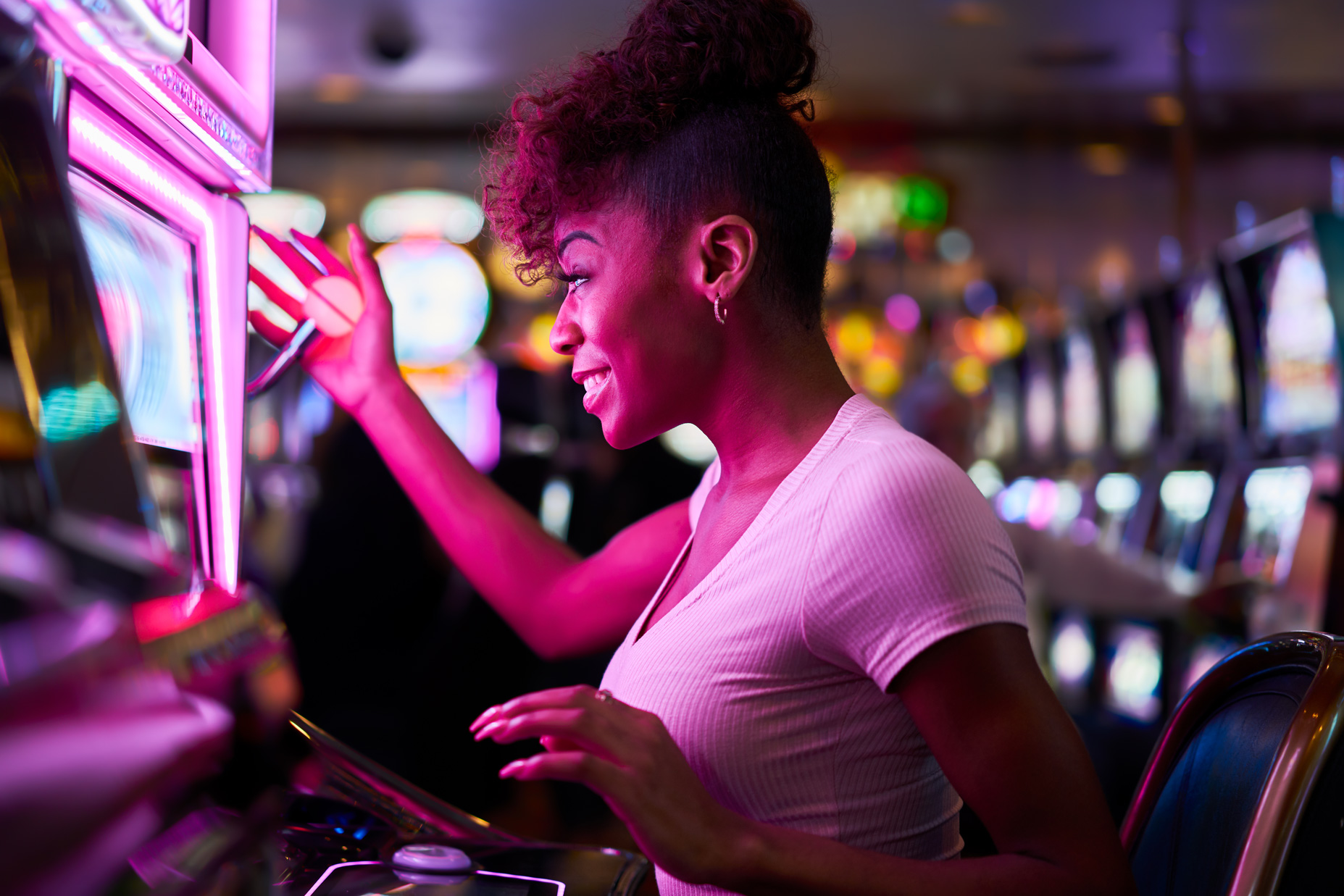 Why are Slot Games So Popular Today?
