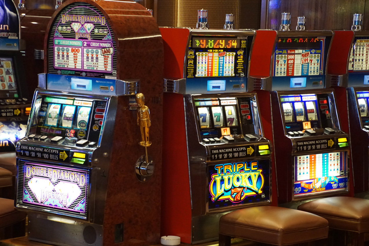 The 5 Most Popular Slots Themes