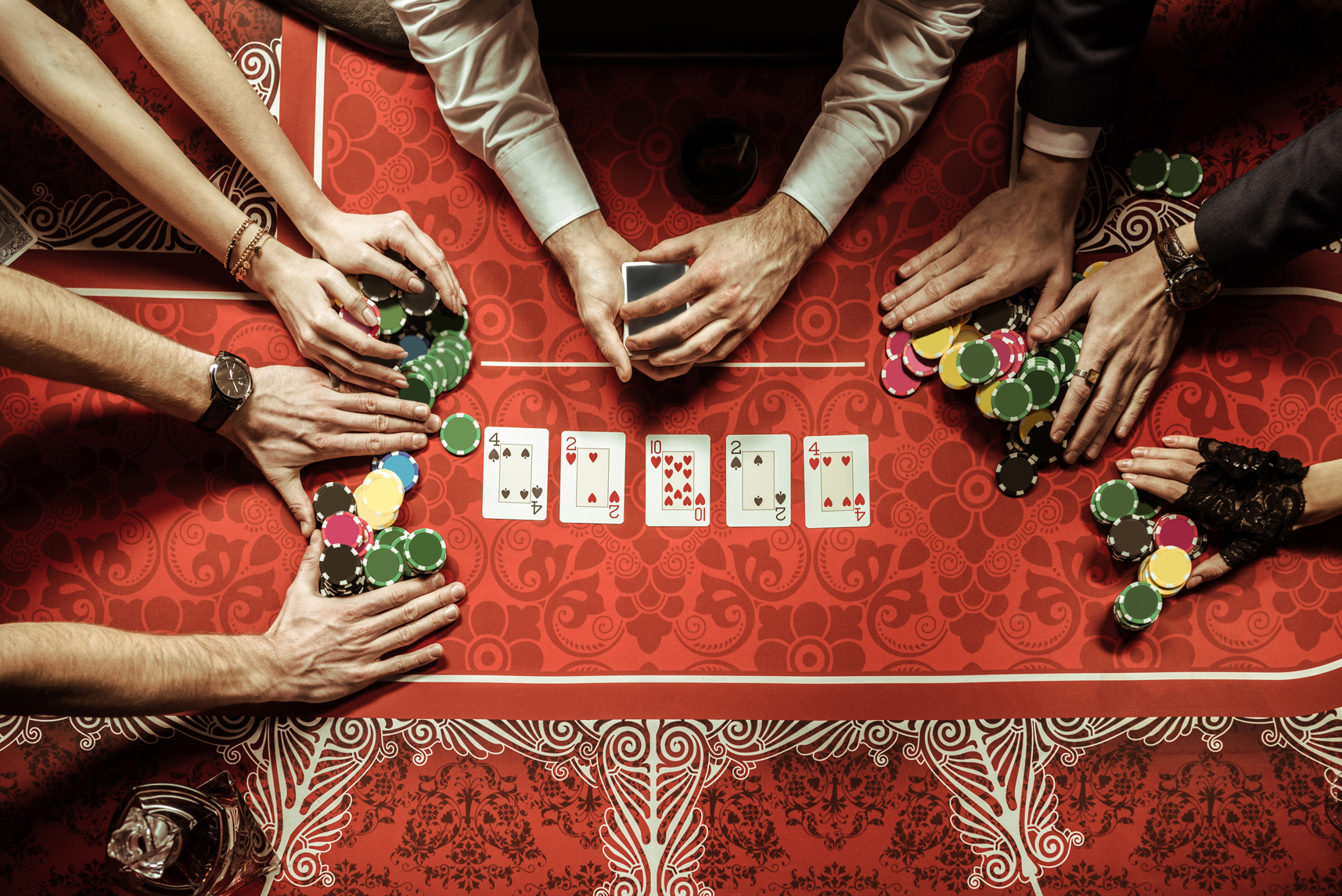 All You Need to Know About Poker: Sequence of Poker Hands and More