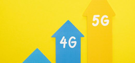2G 3G 4G 5G - The Evolution of Gs
