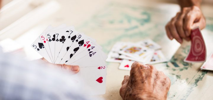 Spend Your Weekends at Home Playing Rummy with Family
