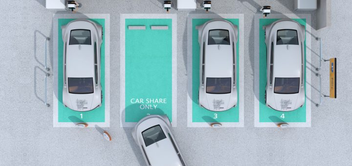 Eco-Friendly Parking And Driving Solutions
