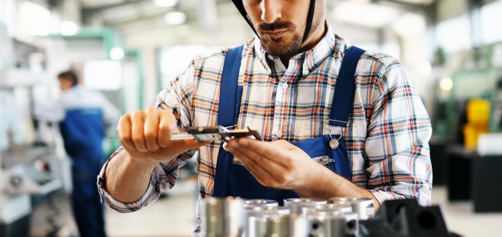 Manufacturing Technology Trends That Are Changing the Future